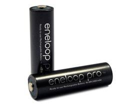 Baterie Panasonic Eneloop Pro BK-4HCDE, AAA, 930mAh, 1ks - 2