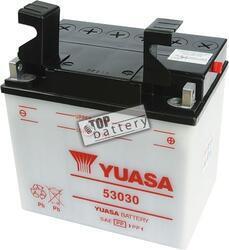 Motobaterie YUASA 53030, 12V, 30Ah - 2