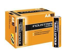 Baterie Duracell Professional Alkaline Industrial MN1500, LR6, AA, 1ks - 2