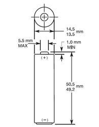 Baterie Duracell Plus Power MN1500, AA, (Blistr 4ks) - 2