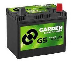 Baterie Yuasa Garden U1R 30Ah, 270A, baterie pro zahradní techniku (Plus vpravo) - 2