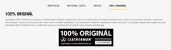 Leatherman TREAD™ Metric, multitool náramek, černý - 2