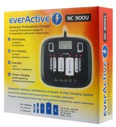 EverActive NC-900U nabíječka pro AA/AAA/C/D/9V baterií, Ni-CD, Ni-Mh - 2
