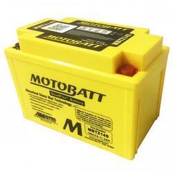 Motobaterie Motobatt MBTZ14S 12V, 11,2Ah, 190A (YTZ12S, YTZ14S) - 2