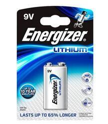 Baterie Energizer L522, 9V, Lithium (Blistr 1ks) - 2