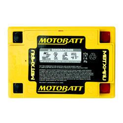 Motobaterie Motobatt MBTX14AU, 12V, 16,5Ah, 190A (YB14L-A2, 12N14-3A) - 2