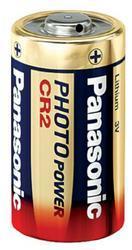 Baterie Panasonic CR2, Lithium, fotobaterie, 3V, (Blistr 1ks) - 2