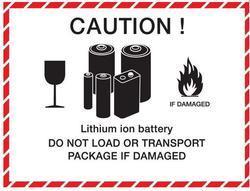 Baterie AW 14500, (AA), 750mAh, 3,7V, Li-ion, nabíjecí - 2