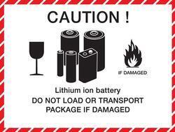 Baterie CS-TM700SL náhradní pro navigace TomTom One XL, 800mAh, Li-ion, (Blistr 1ks) - 2