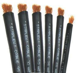 Měděný kabel Simplex, průžez 50mm2 - 2