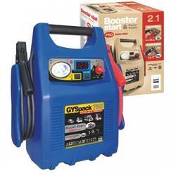 Startovací Booster GYS Pack 750, 12V/2500A (026179) - 2