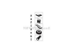 Baterie Fujitsu Universal Power 9V, 6LR61, alkaline, (Blistr 1ks) - 2