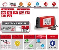 Nabíječka autobaterií Telwin Doctor Charge 50, 6V/12V/24V - 2
