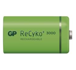 Baterie GP Recyko+ HR14, C, nabíjecí, 3000mAh, 1033312010, (Blistr 2ks) - 2