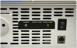 Měnič napětí z 24V DC na 230V AC 2000W sinus - 2
