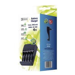 Nabíječka baterií GP Smart 4, (N8168S) - 2