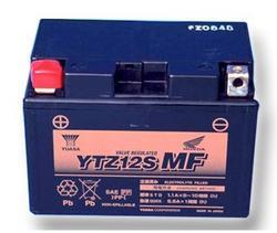 Motobaterie Yuasa YTZ12S, 12V, 11Ah - 2