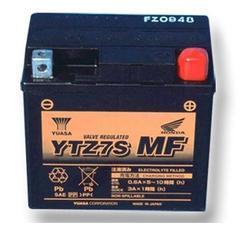 Motobaterie Yuasa YTZ7S, 12V, 6Ah - 2