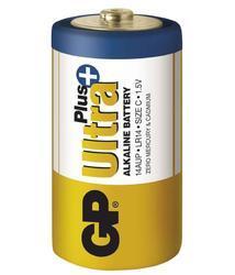 Baterie GP 14AUP Ultra Plus Alkaline, R14, C, (Blistr 2ks) - 2