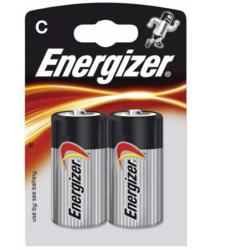 Baterie Energizer Max LR14, C, alkaline, EN-E300129500 (Blistr 2ks) - 2