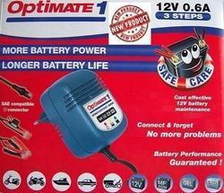 Nabíječka Optimate 1, 12V, 0,6A, TM88/TM400  (automatická nabíječka) - 2