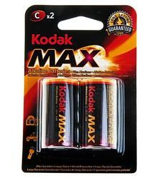 Baterie Kodak Max LR14, C, 1,5V, Alkaline, (Blistr 2ks)  - 2