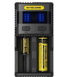 Nabíječka Nitecore SC2 pro Ni-CD/ Ni-MH/ Li-Ion/ LiFePO4 - 2