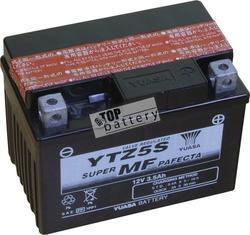 Motobaterie Yuasa YTZ5S 12V, 3,5Ah - 2