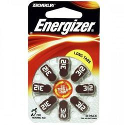 Baterie do naslouchadel Energizer 312 SP-8 8ks EN-634924, (Blistr 8ks) - 2