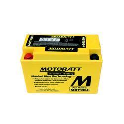 Motobaterie Motobatt MBT9B4, 12V, 9Ah, 115A (YT9B-4) - 2
