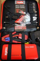 Booster Telwin Drive, 13000mAh, multifunkční, lithiový - 2
