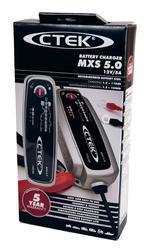 Nabíječka CTEK MXS 5.0 12V, 0,8A/5A - s teplotním čidlem (záruka 5let) - 2