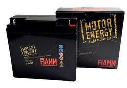 Fiamm FT19-12B, 12V, 19Ah, AGM - baterie pro sekačky - 2