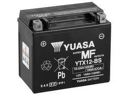 Motobaterie YUASA YTX12-BS, 12V, 10Ah - 3
