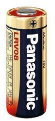 Baterie Panasonic 23AE, LRV08, 23A, Alkaline, 12V, (Blistr 1ks) - 3