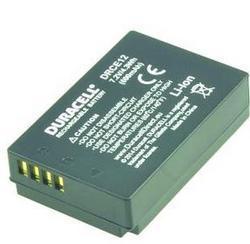 Baterie Duracell Canon LP-E12, 7,2V (7,4V) - 600mAh - 3