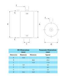 Baterie Panasonic Evolta Alkaline, LR14, C, (Blistr 2ks) - 3