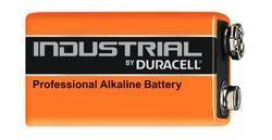 Baterie Duracell Professional Alkaline Industrial MN1604, 6LR61, 9V, 1ks - 3