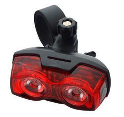 EverActive TL-X2 zadní světlo na kolo 1 LED, 2 LED, blikající, vodotěsné, 2x AAA - 3