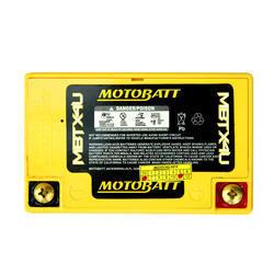 Motobaterie Motobatt MBTX4U, 12V, 4,7Ah, 70A (YB4L-B, YB4L-A,YTX4L) - 3