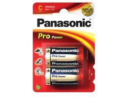 Baterie Panasonic Pro Power, LR14, C, (Blistr 2ks) - 3