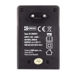 Nabíječka baterií GP Smart 4, (N8168S) - 3