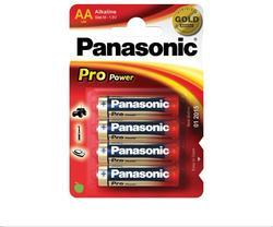 Baterie Panasonic Pro Power, LR6, AA, (Blistr 4ks) - 3