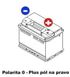 Autobaterie Akuma Vortek 12V, 80Ah, 680A, 7905532 - 3