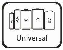 EverActive NC-900U nabíječka pro AA/AAA/C/D/9V baterií, Ni-CD, Ni-Mh - 4