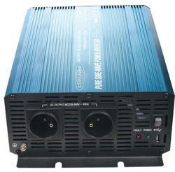 Měnič napětí z 12V na 230V, 3000W sinus + USB - 4