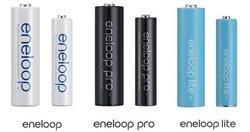 Baterie Panasonic Eneloop Pro BK-4HCDE/4BE, AAA, 930mAh, (blistr 4ks) - 4