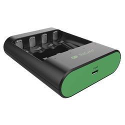 Nabíječka baterií GP U421 USB + 4AA GP ReCyko+ Pro Prof. (B0421) - 4