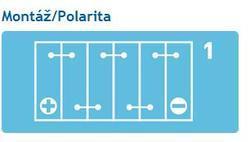 Autobaterie EXIDE Start-Stop Přídavná (Auxiliary), 12V, 13Ah, 200A, EK131 - 4