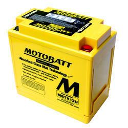 Motobaterie Motobatt MBTX12U, 12V, 14Ah, 200A (YTX12-BS, YTX14H-BS, AGM12-10) - 4